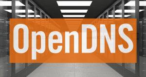 Open DNS Ayarları