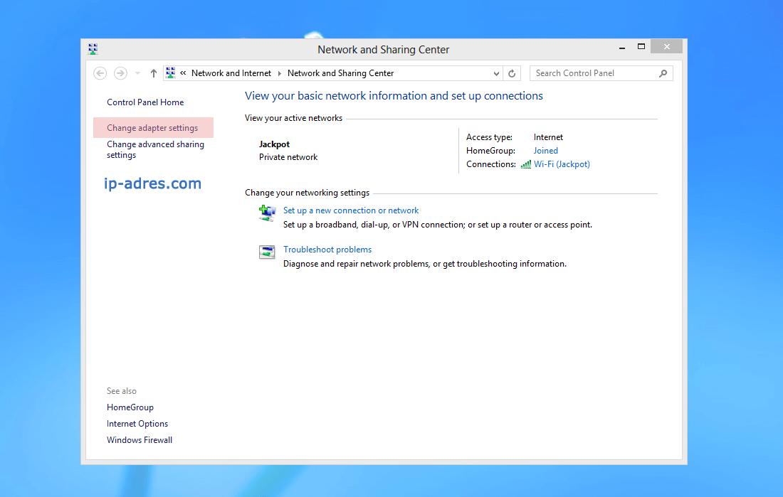 Windows 10 DNS Ayarları Değiştirme